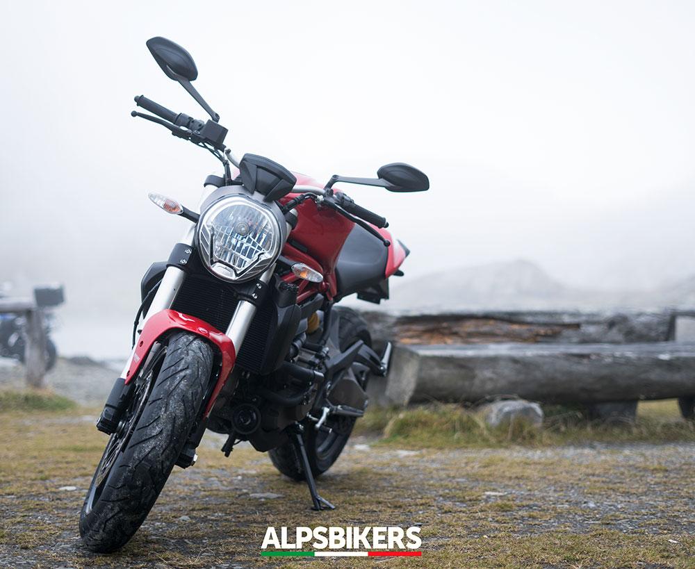 foto ducati progetto alpsbikers